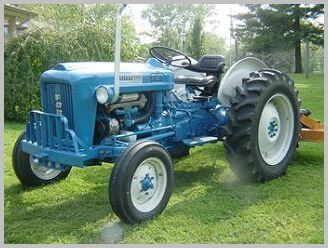 tractor id history ford fordson collectors association