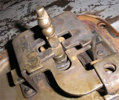 4-speed Transmission Locked - Ford Fordson Collectors