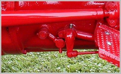 '48-'54 clutch linkage