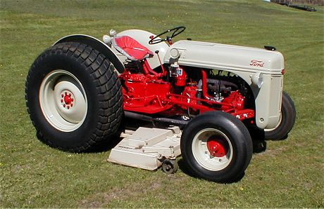 8n Lawnmower Ford Fordson Collectors Association