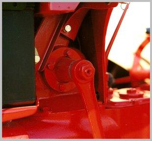 '47-'49 8N steering box