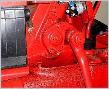 '49-'52 8N steering box