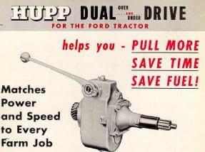 https://fordtractorcollectors.com/hupp-dual-drive-transmissions/