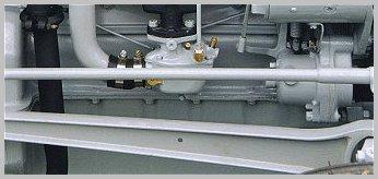 "9N-2N pre '44 ""I""beam style radius rod"