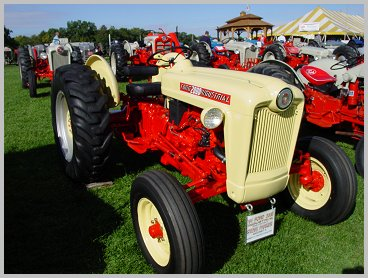 Tractor ID History - Ford Fordson Collectors Association