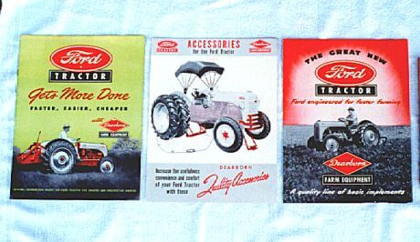 Original Accessories - Ford Fordson Collectors Association